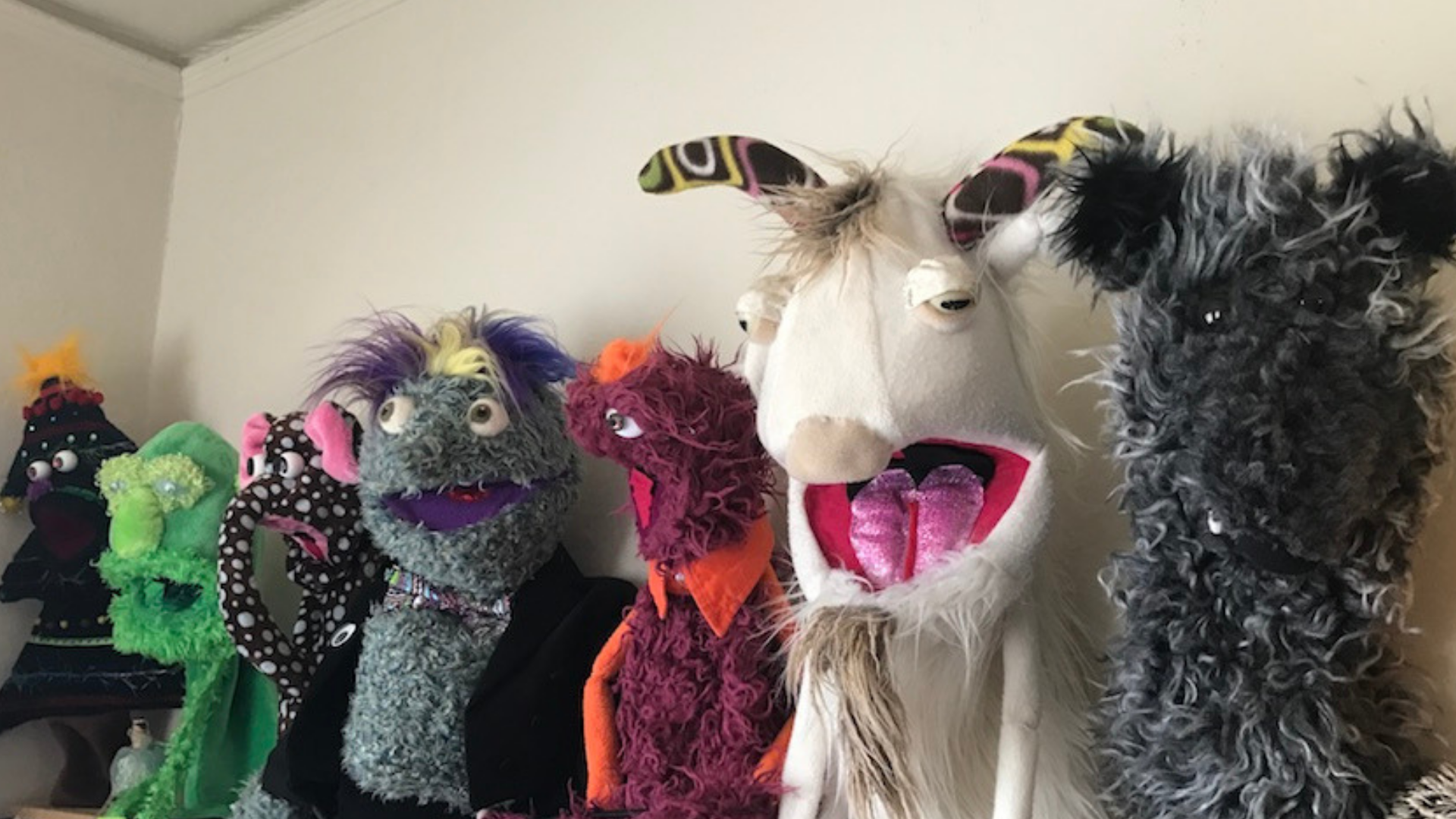 Paisley's Puppets