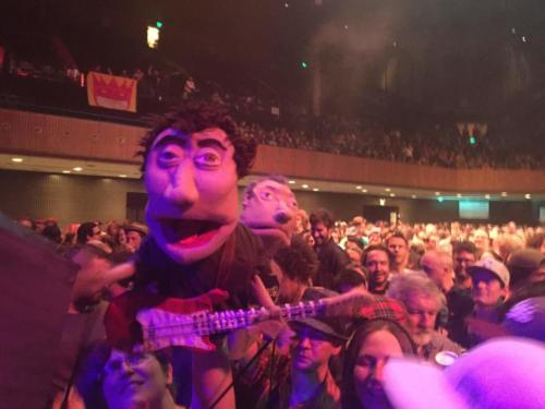 Ween puppets SF 2016