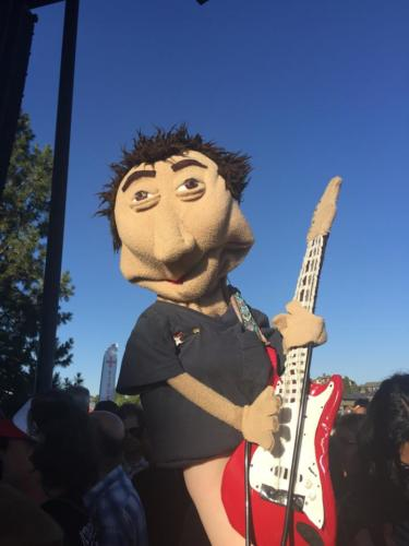 Ween puppets Bend OR 2017