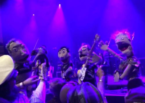 SF 2017 Ween Puppets