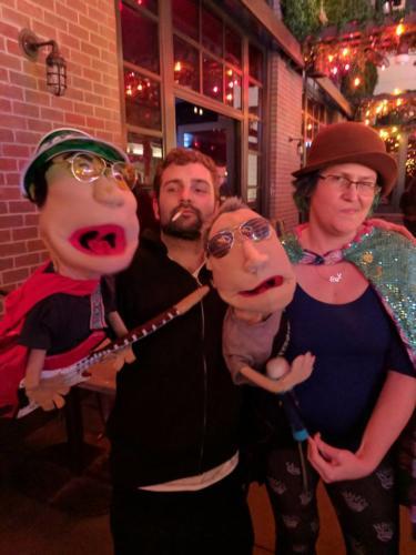 Ween puppets Las Vegas 2017