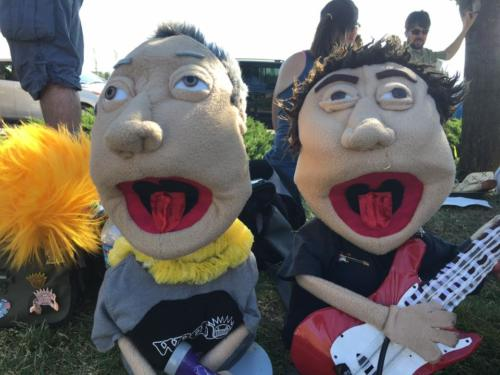 Ween puppets Bend, OR 2017