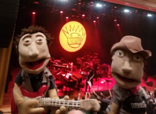 Nashville 2018 Ween Puppets